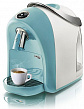 Капсульная кофемашина Caffitaly system NEW S03 Blue and White
